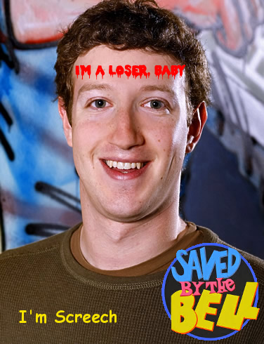Mark Screech Suckerberg