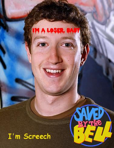 Mark Screech Suckerberg